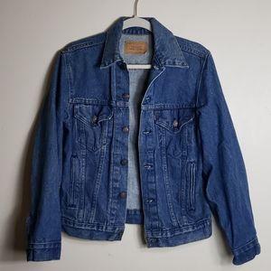 Vintage Levi's oversized trucker jacket